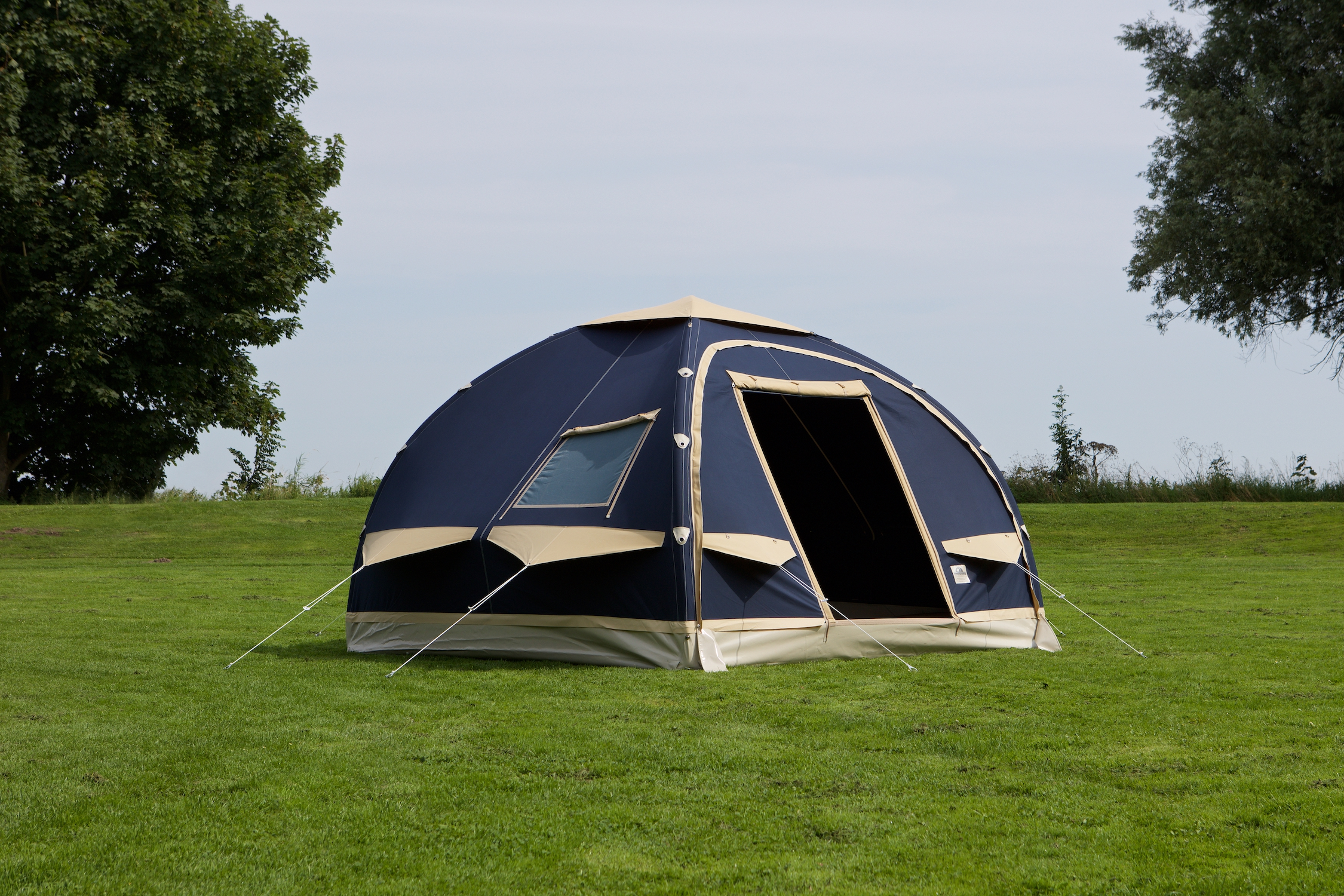 basistent & Base tent - Karsten Tenten